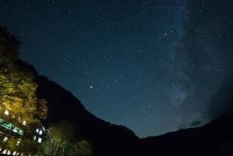 大正池ホテル×Vixen 星空案内人と楽しむ★星空ツアー開催日のお知らせ
