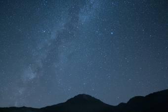星空観察会~大正池から見る上高地の夜空~開催日のお知らせ