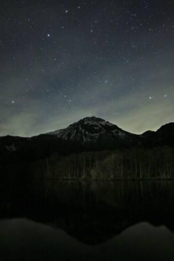 5月の夜空